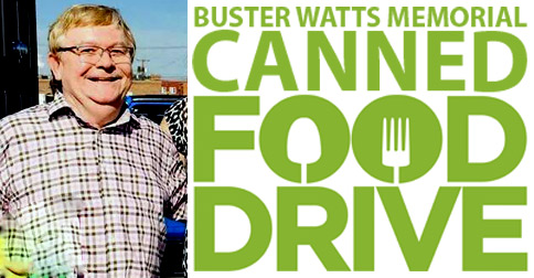 Buster Watts Canned Drive