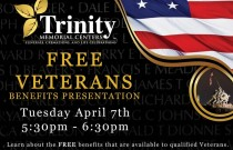 Free Veterans Benefits Presentation