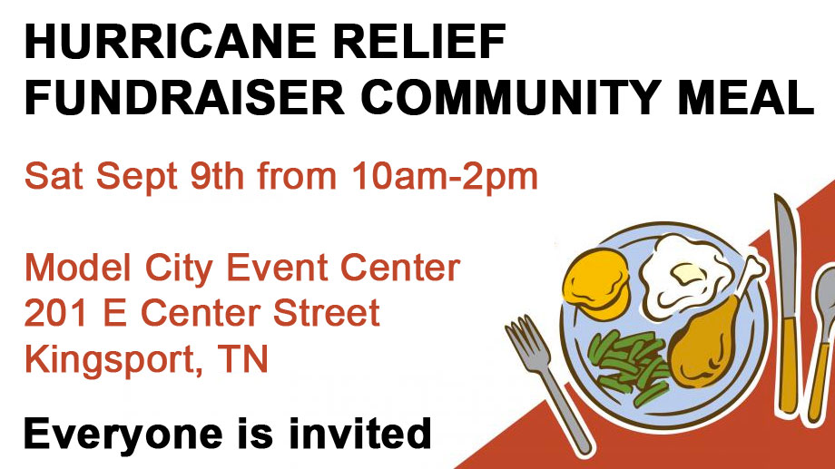Community Relief Meal